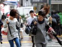 Cel putin 13 persoane au murit din cauza taifunului Wipha care traverseaza Japonia