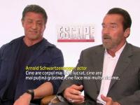 Stallone si Schwarzenegger, intr-un film mult asteptat de fani. Ce personaje interpreteaza