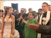 Nunta mare la Costesti. Autointitulatul rege al tiganilor crestini si-a maritat fiica