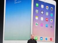 Apple a lansat noua generatie de tablete iPad Air şi iPad Mini. Ce specificatii au
