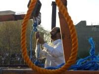 Condamnatul din Iran, gasit in viata la morga, dupa ce a fost spanzurat ar putea fi