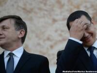 Antonescu, despre afirmatiile lui Ponta: Nu mai exista USL daca sunt doi candidati la prezidentiale
