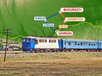 Romania, inclusa pe harta primului tunel feroviar subteran deschis intre Europa si Asia