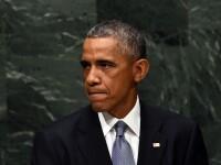 Inca un scandal cu Secret Service. Barack Obama s-a aflat intr-un lift cu un barbat inarmat cu un pistol, fara sa stie nimeni
