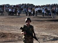 Peste 1.000 de membri ai Statului Islamic au fost ucisi in ultimele 3 luni dupa inceperea raidurilor aeriene din Siria