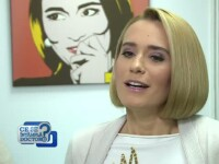Andreea Esca a povestit la CSID cum negociaza zilnic cu Aris si cu Alexia.