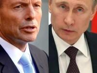 Premierul Australiei l-a amenintat pe presedintele Rusiei inainte de Summitul G20: