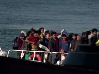 88 de refugiati din mai multe tari arabe, salvati de autoritatile portuare romane. Oamenii au fost la un pas de moarte