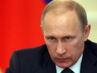 Anuntul facut de Vladimir Putin cu privire la candidatura pentru al patrulea mandat la carma tarii: