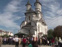 A doua cea mai mare catedrala din Romania, sfintita la Suceava. Cat a costat constructia-gigant, inalta de 70 de metri