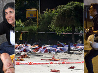 Cel putin 95 de morti si sute de raniti dupa atacurile cu bomba din Ankara. Opozitia turca: