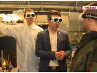 Trateaza cancerul cu laser si lucreaza pe proiecte de milioane de euro. Cuplul de romani din elita universitara a Finlandei