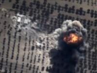 Armata rusa anunta ca a bombardat peste 380 de tinte ale Statului Islamic de la inceputul interventiei sale in Siria
