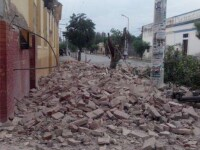 Cutremur puternic in nordul Argentinei. Cel putin o persoana a murit, iar mai multe case si scoli au fost distruse