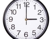 ORA DE IARNA 2016. Ziua cu 25 de ore. Romania va trece in noaptea de sambata spre duminica la ora oficiala de iarna