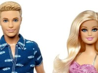 Au cheltuit 250.000 de euro ca sa se transforme in Barbie si Ken. Cum arata cuplul dupa transformare. FOTO