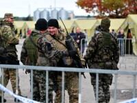 Slovenia face apel la armata si la UE dupa ce 8000 de migranti au intrat luni in tara: