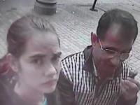 Barbatul si femeia, filmati in timp ce furau bani din bancomate, au fost prinsi. Cum operau cei doi