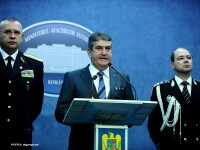 Accidentul din coloana vicepremierului Oprea, comentat de Ponta inaintea sedintei de Guvern. Ce reactie a avut Opozitia