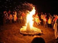 Sfantul Dumitru, traditii si superstitii. Focul lui Samedru, ritualul care aduce sanatate