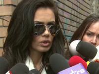 Oana Zavoranu, audiata la Politia Capitalei. Vedeta crede ca mama ei a fost omorata si cere sa fie deshumata