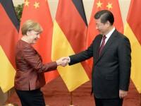 Angela Merkel, in vizita oficiala in China. Cancelarul german solutionarea disputelor din Marea Chinei de Sud