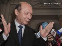 Partidul fostului presedinte Traian Basescu, Miscarea Populara, a fost inregistrat la tribunal