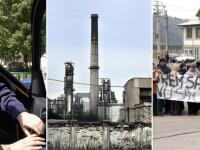 """Epopeea de 25 de ani a distrugerii industriei petrochimice a Romaniei. """"Erau mai multi de la dezmembrari decat muncitori in fabrica"""""""