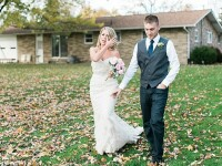 Surpriza primita de o mireasa dupa ce a trait o adevarata dezamagire in ziua nuntii