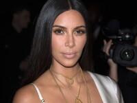 Kim Kardashian, tinta unui jaf armat de 10 mil. EUR, la Paris. Vedeta a fost amenintata cu pistolul si legata in baia casei