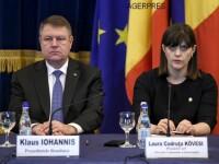 """Semnalul lui Iohannis, că nu o va revoca pe Kovesi: """"DNA este o instituție care funcționează eficient"""""""