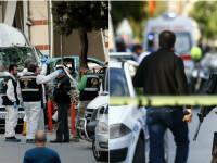 Explozie in Istanbul. Deflagratia ar fi fost provocata de o bomba atasata de o motocicleta: sunt 5 raniti, 1 in stare grava