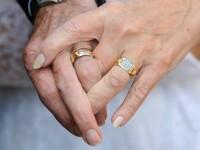 Gemenele care s-au casatorit in aceeasi zi sarbatoresc 60 de ani de la marele eveniment. Cum si-au petrecut nunta de diamant