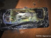 Samsung trimite cutii speciale, cu protectie la incendiu, pentru returnarea telefoanelor Note 7. Transportul aerian, interzis
