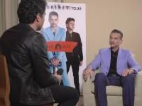 Interviu EXCLUSIV cu Dave Gahan despre concertul Depeche Mode de la Cluj, din 2017:
