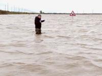 Bilantul inundatiilor din Galati, mai grav decat se credea: 1300 de persoane evacuate si 750 de gospodarii avariate