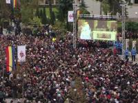 Pelerinajul Sf. Parascheva de la Iasi s-a incheiat. 100.000 de oameni au indurat frigul ore in sir pentru a ajunge la moaste