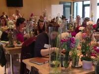 Meseria de designer floral, o afacere tot mai infloritoare in Romania. Cat trebuie sa investiti pentru a avea succes