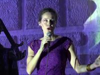 Recital special sustinut de Valerie Ciolos, la Alba Iulia. \