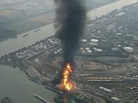 Explozie la o uzina de produse chimice din Germania. Un om a murit si mai multe persoane au fost ranite. VIDEO