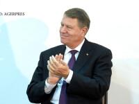 Klaus Iohannis: Parteneriatul strategic dintre SUA si Romania ar putea fi chiar imbunatatit in mandatul lui Donald Trump