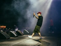 Eminem il ataca dur pe Donald Trump, intr-o noua melodie:
