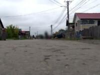 Un politist beat a dat cu masina peste un tanar din Dambovita si a fugit.