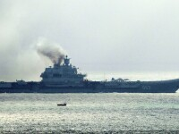 Rusia a anulat escala in Spania a flotei sale care se indreapta spre Siria. Madridul, criticat dur de NATO