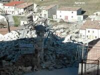 Un roman de 56 de ani, gasit mort in masina in care si-a petrecut noaptea dupa cutremurul din Italia
