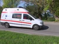 Gravidă, lovită de un şofer de ambulanţă băut în centrul oraşului Galaţi