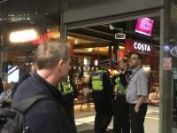 O staţie de metrou din Londra a fost evacuată, de teama unui nou atac cu bombă