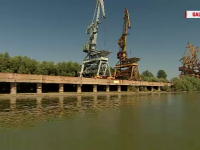 Porturile României sunt ruinate. Navele nu acostează, iar turiştii le evită