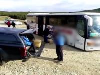 40 de copii din Capitală, blocați pe munte în autocarul cu care au călătorit