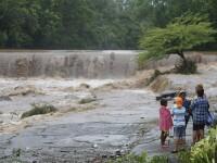 Furtuna tropicala Nate a făcut 22 de morți în America Centrală. S-ar putea transforma în uragan